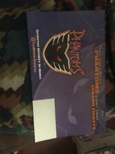 Philadelphia Phantoms Flyers 1996-1997 Unused Season Tickets Book Rare