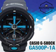 Casio G-Shock Urban Sports Theme Standard Analog-Digital Watch GA500P-1A