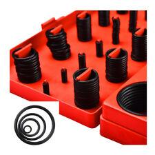 407 pcs -  Metric Rubber O-Ring Washer Assortment Kit Automotive Oring NEW