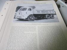 Nutzfahrzeug Archiv 3 Sonderthemen 3296 Markengeschichte Seddon England