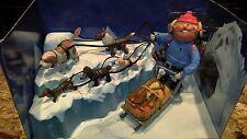 NEW Rudolph Yukon Cornelius Sled Dog Team Island of Misfit Toys Memory Lane