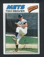 1977 Topps #150 Tom Seaver NM/NM+ Mets 121161