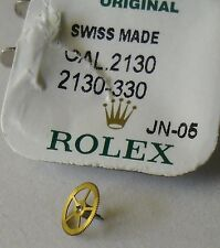 Rolex 2130-330 Great Wheel Authentic Rolex Part Oyster Perpetual Lady Like New