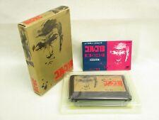GOLGO 13 2 Item REF/157 Famicom Nintendo Japan Game fc