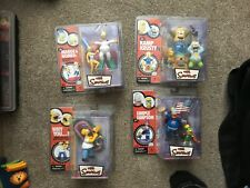 McFarlane Simpsons Figures Series 1 Full set USA exclusive