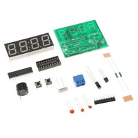 DIY Simple Electronic Timer Kit Digital Clock Module Kit 3V-5V