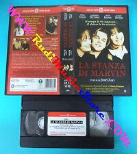 film VHS LA STANZA DI MARVIN M. Streep L. DiCaprio R. De Niro 1997  (F68) no dvd