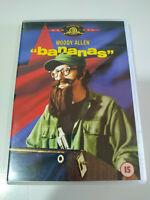 Bananas Woody Allen - DVD + Extras Español Ingles Region 2 - AM