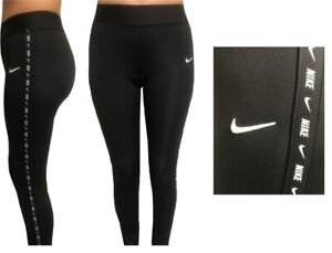 NIKE Sportswear Club Leggings Damen Tights Fitness Leggins Sporthose
