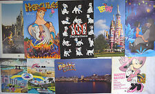 8 Disney World Cast Member Eyes Ears & Magazines 90s Kids Movies Art Pictures