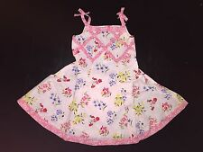 GYMBOREE LOVE IS IN THE AIR 2T 2 Kids Girls Flower Print Dress Floral Tank NWT