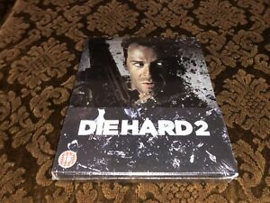 Die Hard 2 Blu-ray Brand New Sealed Steelbook