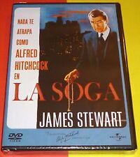 LA SOGA / ROPE Alfred Hitchcock & James Stewart - Precintada