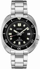 Seiko Prospex Men's Black Watch - SPB151