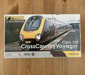 Graham Farish 371-678 Class 220 Cross Country Voyager spare and repairs