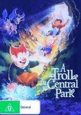 A Troll In Central Park  New DVD R4