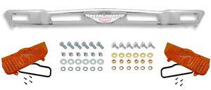 Holden HQ FRONT Bumper Bar + ORANGE Indicator Lens + Bolt Kit All Models blinker