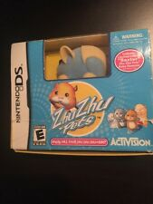 Brand New Zhu Zhu Pets: Special Edition with Baby Hamster - Nintendo DS
