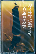Robbie Williams. Escapology (2005) Musicassetta NUOVA SIGILLATA Love Somebody