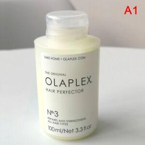 Olaplex No 3 Perfecter Repairs & Strengthens All Hair Types Sealed 100ml 3.3 oz