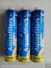 03 pcs Pre-Filter for AQUAGUARD THREAD BOWL  SEDIMENT PP (spun) Water Purifier