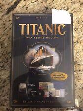 Titanic: 100 Years Below (DVD, 2012, 2-Disc Set, With Book DVD/CD)
