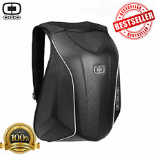 OGIO Mach 5 No Drag Stealth Motorcycle Bike Backpack Bag Hard Shell 123006.36