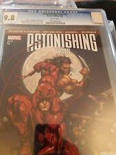 Astonishing Tales 4 CGC 9.8 Marvel  2009 Wolverine Iron Man