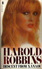 Descent from Xanadu,Harold Robbins- 9780450057687