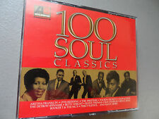100 Soul Classics by Various Artists 4 music CDs Tested!