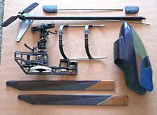 Ikarus Eco 8 RC Helicopter complete Frame and Canopy