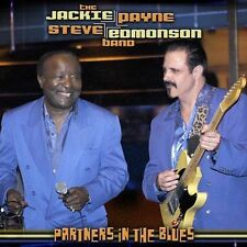 Partners in the Blues by Jackie Payne & Steve Edmonson Band cd MINT