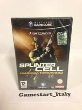 SPLINTER CELL PANDORA TOMORROW NINTENDO GAMECUBE - NUOVO SIGILLATO SEALED PAL