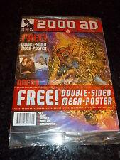 2000 AD Comic - PROG 1025 - Date 14/01/1997 - Seald Plastic Cover/Megga Poster