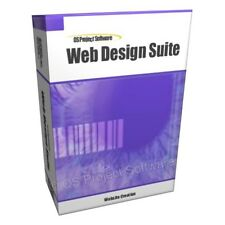 Webdesign HTML Editor Software erstellen Webseite CD