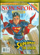 April/May 2013 Non-Sport Price Guide Superman Cover Free Promos Superman,Revenge