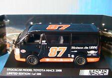 TOYOTA HIACE 2008 #87 STOCKCAR MODEL NASCAR KYOSHO 1/43