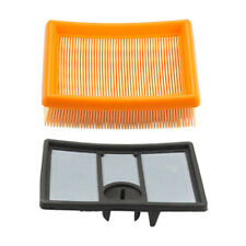 Air Filter Combo For Stihl Ts700 Ts800 Chainsaw # 4224 141 0300 & 4224 140 1801
