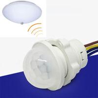 Infrarot LED Klug Body Motion Sensor Schalter für PIR -Detektoren 110V 220V