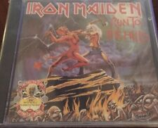 IRON MAIDEN Run To The Hills / The Number Of The Beast CD T first 10 years Live