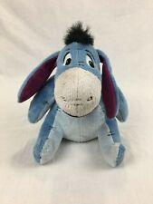 Winnie The Pooh - Talking & Singing Eeyore Plush - Disney / Mattel 2010 - 28cm