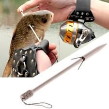 Fishing Slingshot Stainless Steel Broadheads Arrowheads Bow Tackle Accessory
