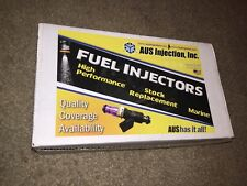 AUS Injection (A56010-320-6) 320cc High Performance Fuel Injector, (Set of 6)