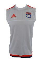 Adidas Olympique Lyon Trikot Jersey Tank Top Gr.XS Neu