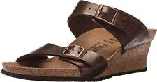 Birkenstock Dorothy Womens Toffee Birko-Flor w/ Synthetic Sole Sandal US 7-7.5 N