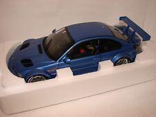 1:18 BMW M3 E46 GTR Estorilblau in OVP, Minichamps, limitiert, absolut Rarität