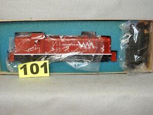 ROUNDHOUSE HO SCALE #2397 VERMONT RAILWAY ALCO RS-3 DIESEL LOCOMOTIVE NEW