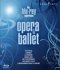 Experience Opera & Ballet Highlights [New Blu-ray] Dolby, Digital Thea