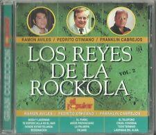 Los Reyes De La Rockola Aviles Otiniano Cabrejos Latin Music CD