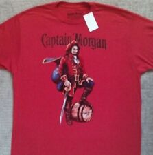 Captain Morgan T Shirt_ Size Large_ Officially Licensed Product _ New with tags